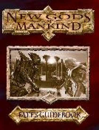 Role Playing Games - New Gods of Mankind Fate's Guidebook