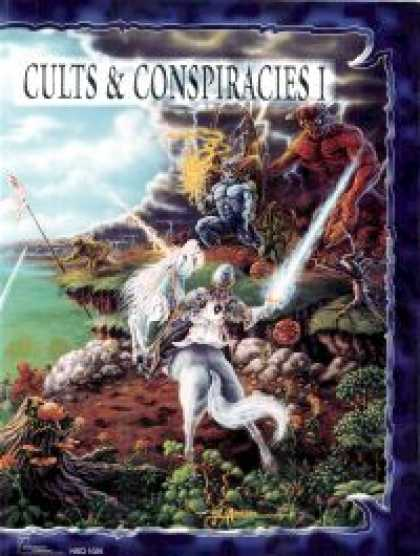 Role Playing Games - Cults & Conspiracies 1
