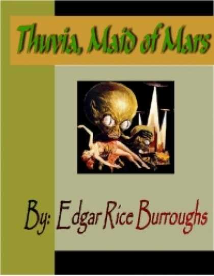 Role Playing Games - Thuvia, Maid of Mars