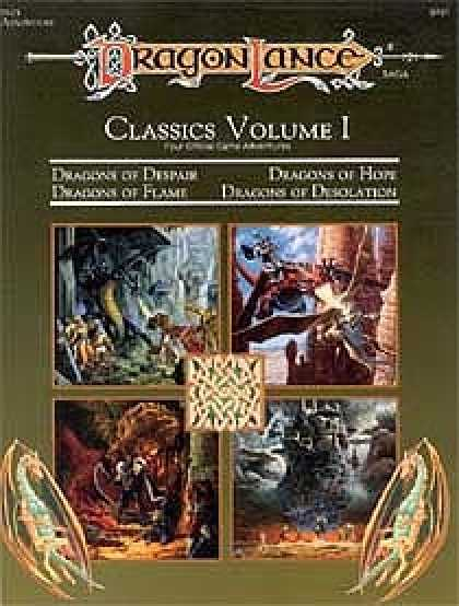 Role Playing Games - Dragonlance Classics Volume I