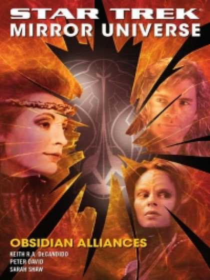 Role Playing Games - Star Trek: The Original Series: Mirror Universe Part 2: Obsidian Alliances