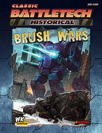 Role Playing Games - Historical: Brush Wars