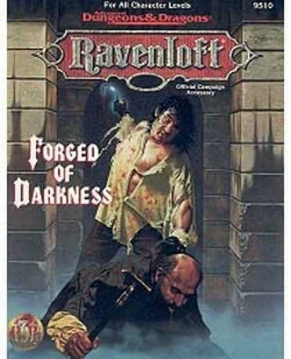 Role Playing Games - Forged of Darkness