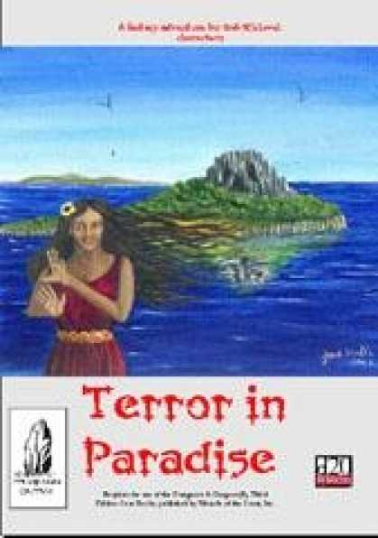 Role Playing Games - Terror in Paradise