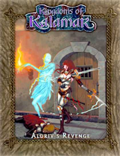 Role Playing Games - Aldriv's Revenge