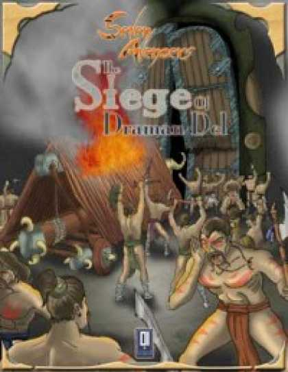Role Playing Games - The Siege Of Draman Del