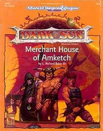 Role Playing Games - Merchant House of Amketch