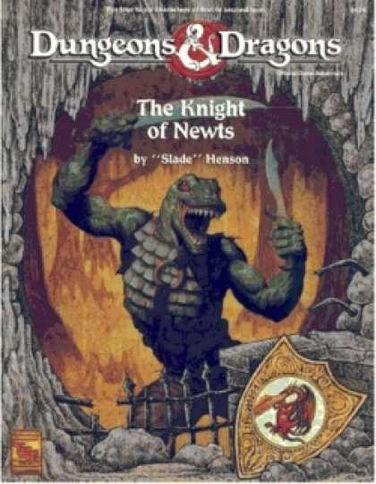 Role Playing Games - The Knights of Newts