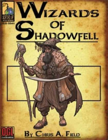 Role Playing Games - Wizards of Shadowfell