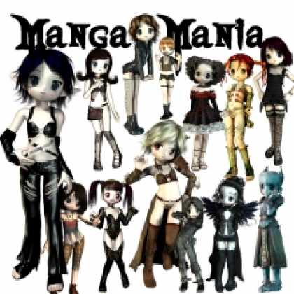 Role Playing Games - Manga Mania!