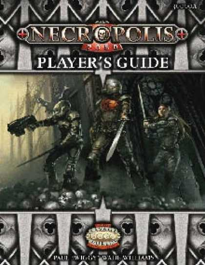 Role Playing Games - Necropolis 2350 - Player's Guide