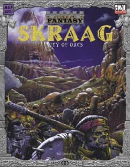 Role Playing Games - Cities of Fantasy - Skraag