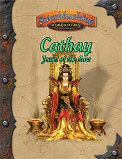 Role Playing Games - Cathay Jewel of the East