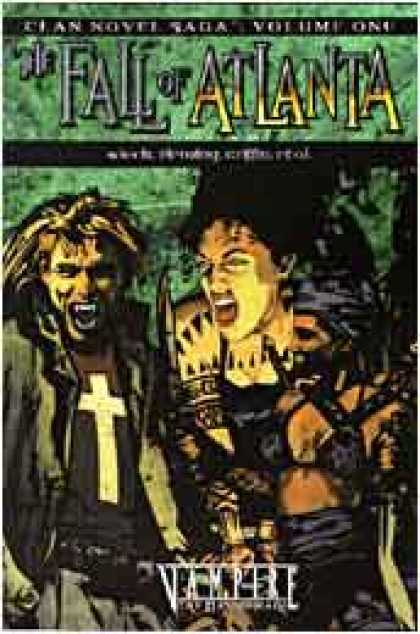 Role Playing Games - Clan Novel Saga, Volume 1: The Fall of Atlanta (Novel)