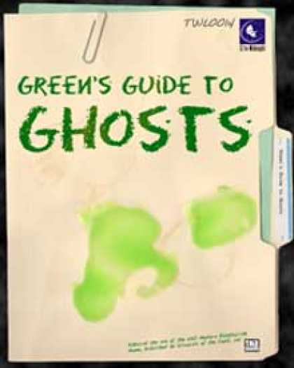 Role Playing Games - Green's Guide to Ghosts