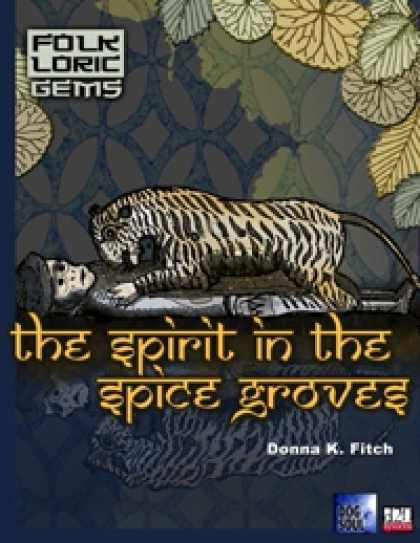 Role Playing Games - Sahasra - The Spirit In the Spice Groves