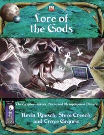 Role Playing Games - Lore of the Gods