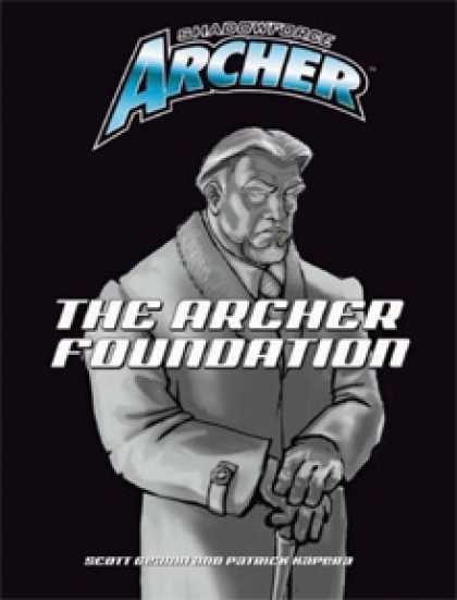 Role Playing Games - Classic Spycraft: Archer Foundation Chamber Book