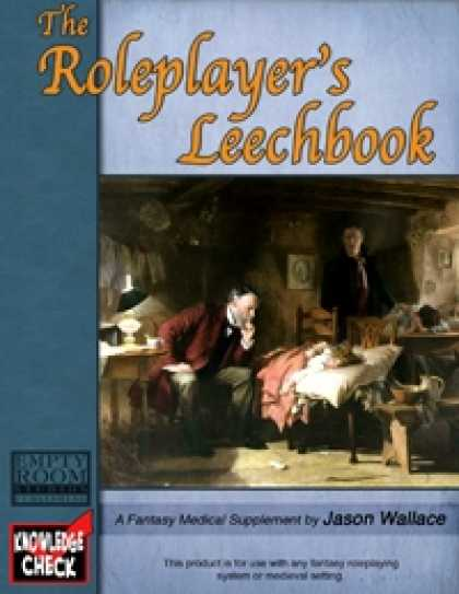 Role Playing Games - The Roleplayer's Leechbook