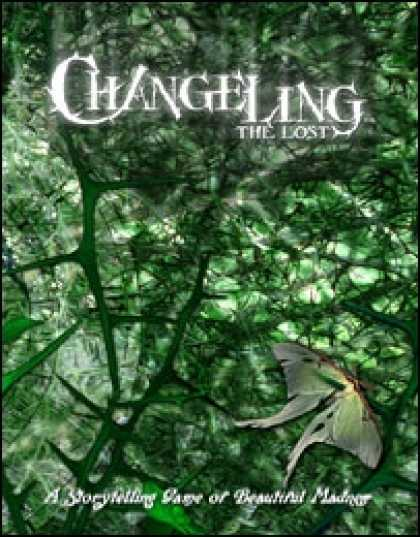Role Playing Games - Changeling: The Lost Character Pad