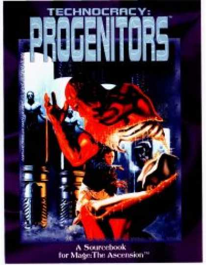 Role Playing Games - Technocracy: Progenitors