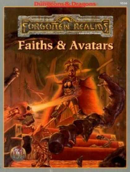 Role Playing Games - Faiths & Avatars