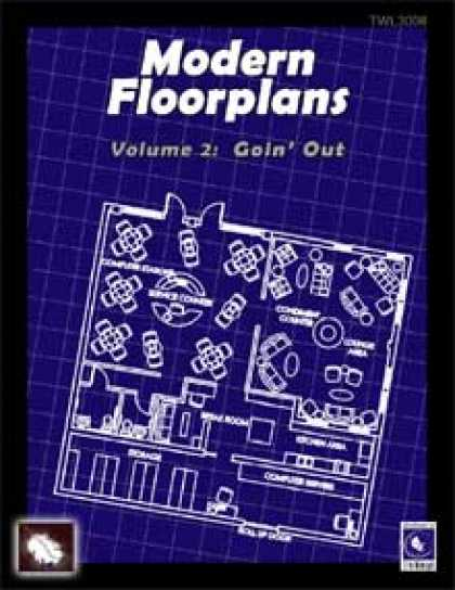Role Playing Games - Modern Floorplans Volume 2: Goin' Out