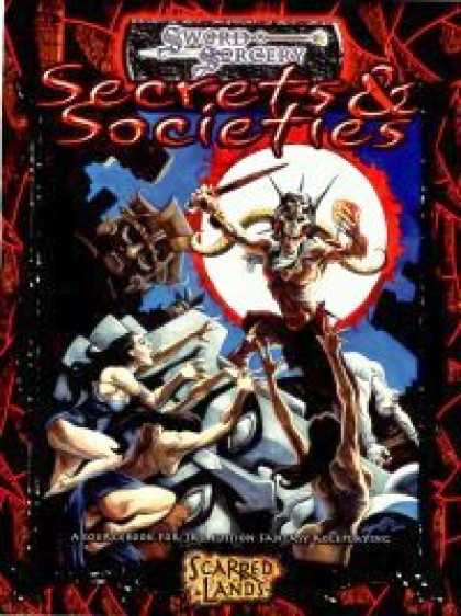 Role Playing Games - Secrets and Societies