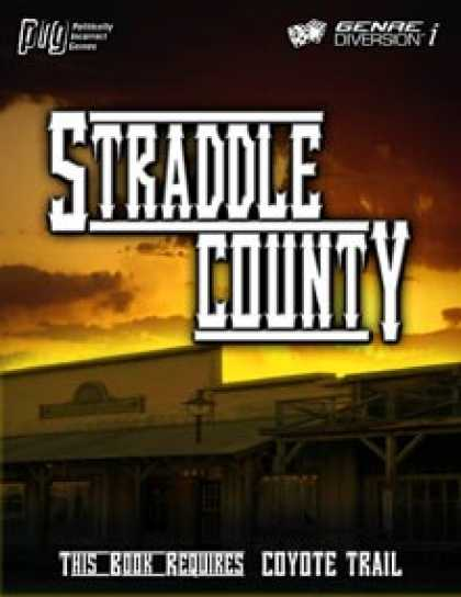 Role Playing Games - Coyote Trail: Straddle County