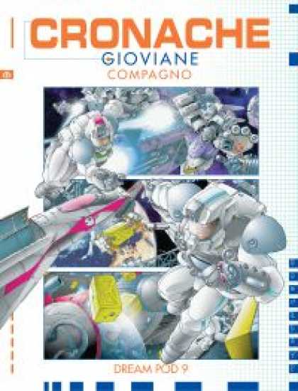 Role Playing Games - Jovian Chronicles Companion (Italian)