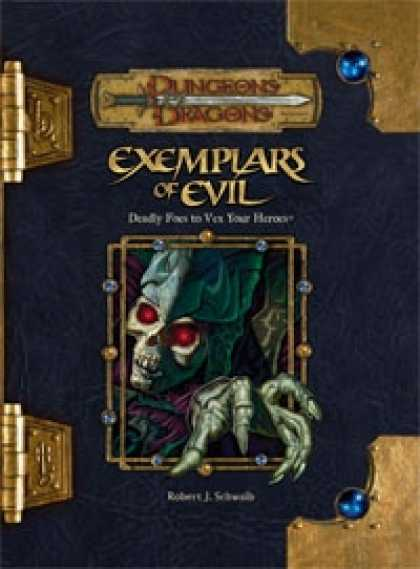 Role Playing Games - Exemplars of Evil