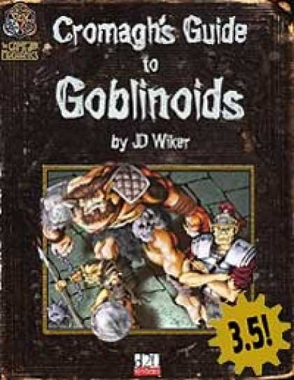 Role Playing Games - Cromagh's Guide to Goblinoids