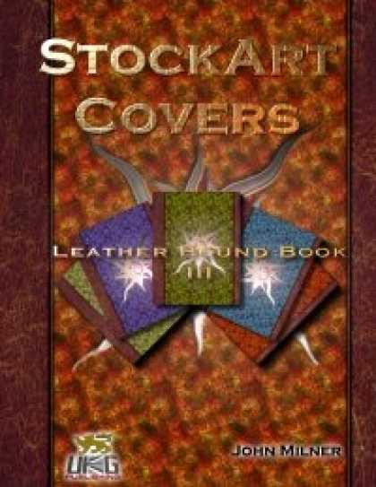 Role Playing Games - StockArt Covers: Leather Bound Book III