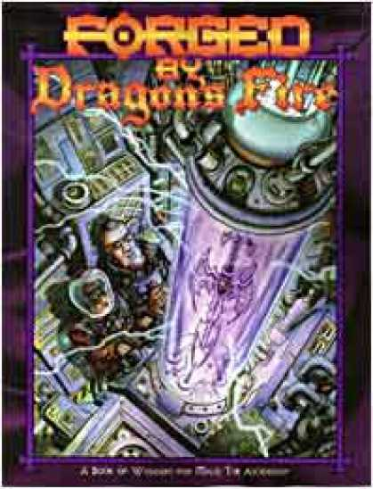 Role Playing Games - Forged by Dragon's Fire