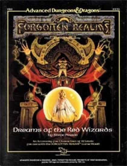 Role Playing Games - Dreams of the Red Wizards