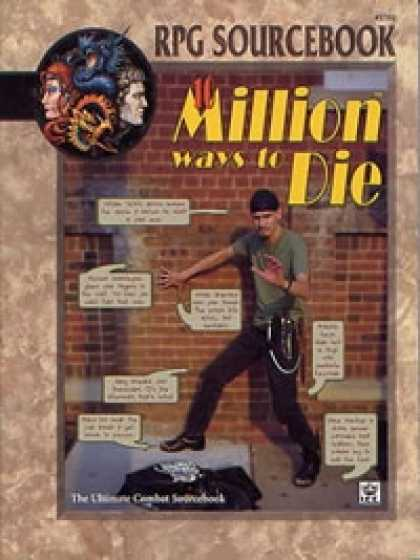 Role Playing Games - 10 Million Ways To Die