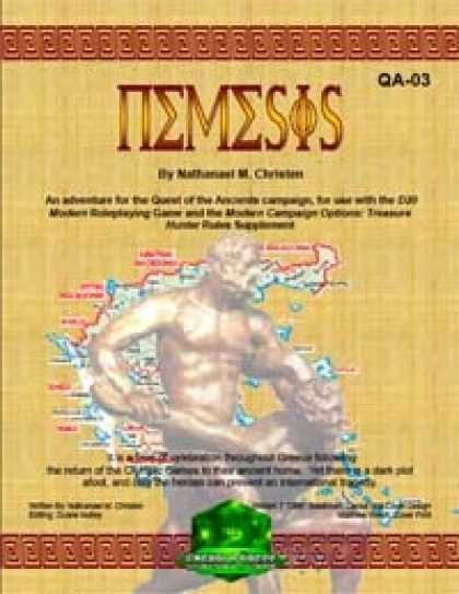 Role Playing Games - Nemesis