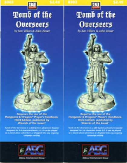 Role Playing Games - Tomb of the Overseers