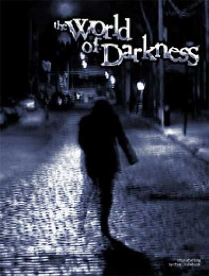 Role Playing Games - World of Darkness Rulebook