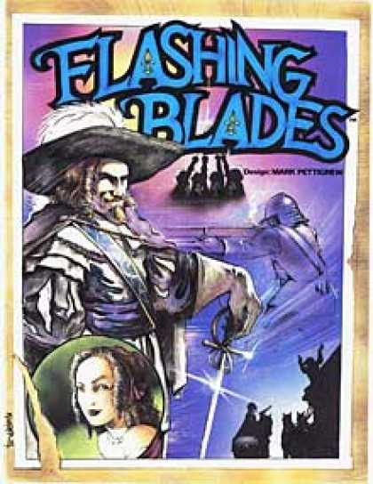 Role Playing Games - Flashing Blades