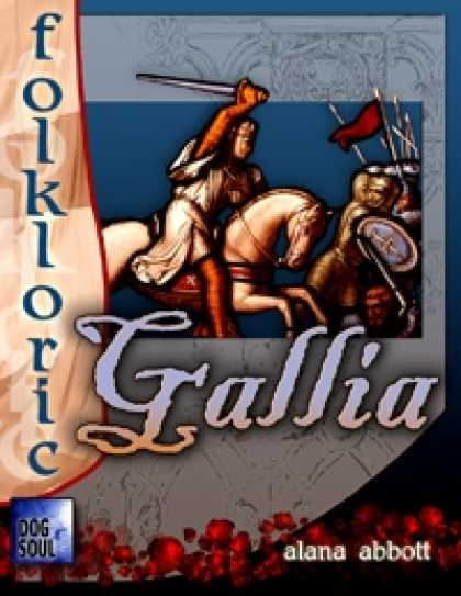 Role Playing Games - Folkloric - Gallia, Land of Chivalry and Intrigue