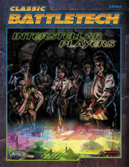 Role Playing Games - Interstellar Players