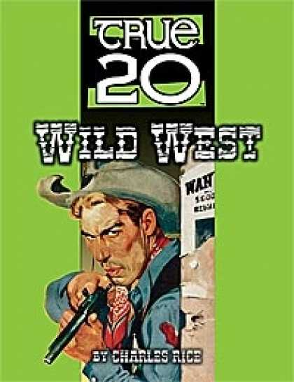 Role Playing Games - True20 Wild West