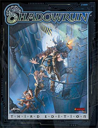 Role Playing Games - Shadowrun, Third Edition