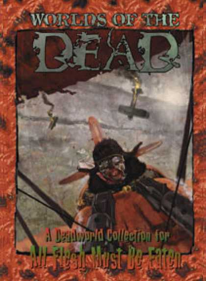 Role Playing Games - Worlds of the Dead: A Collection of Deadworlds