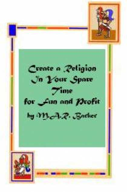 Role Playing Games - Create a Religion