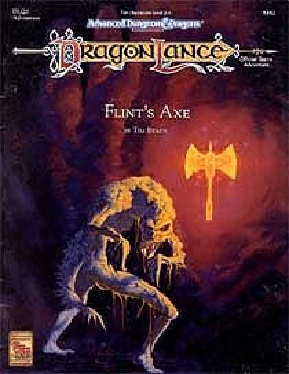 Role Playing Games - Flint's Axe