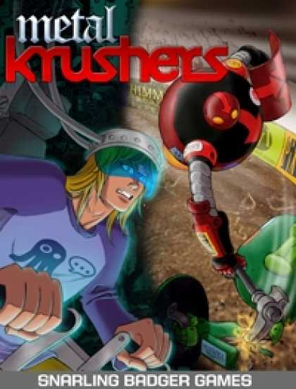 Role Playing Games - MetalKrushers