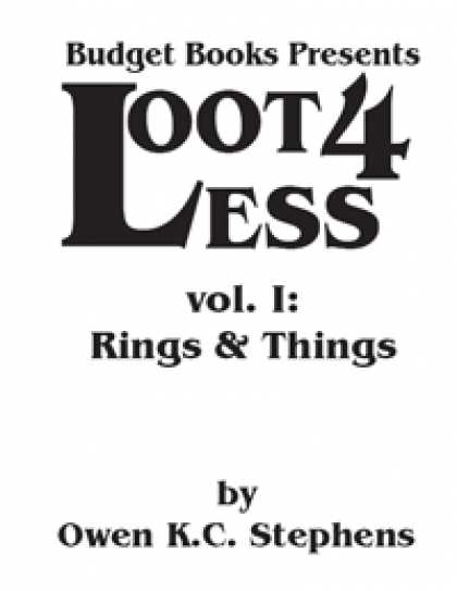 Role Playing Games - Loot 4 Less Vol. 1