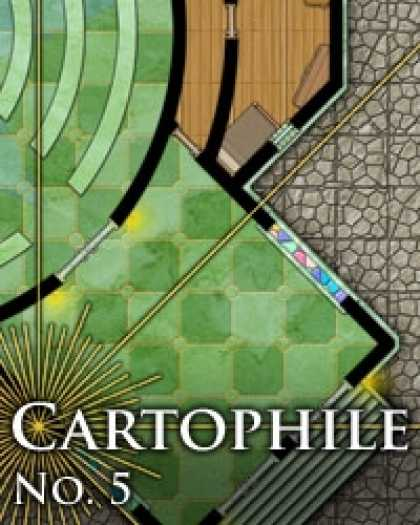 Role Playing Games - Cartophile No. 5